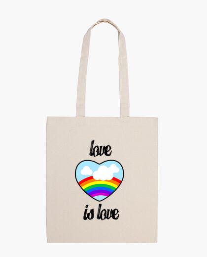 Bolsa LOVE IS LOVE
