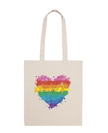 love is love - bag