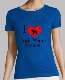love l39épagneul d39eau irlandais