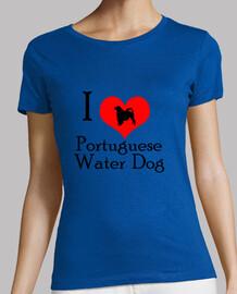 love le chien d39eau portugais