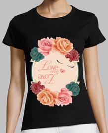 love me love roses logo