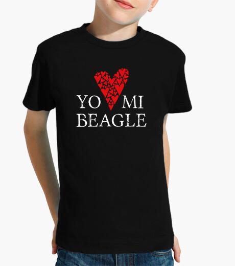 Ropa infantil Love mi beagle