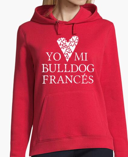 Jersey Love mi bulldog francés
