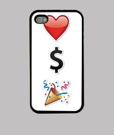 Love Money Party Iphone 4