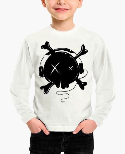 Love music headphones kids clothes