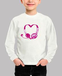 love music (pink)