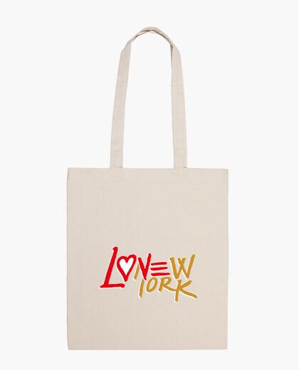 Bolsa LOVE NEW YORK COMPLEX