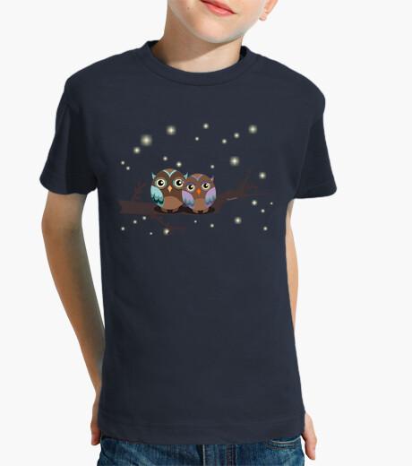 Love owls kawaii kids clothes