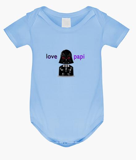 Ropa infantil Love Papy