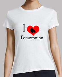 love poméranien