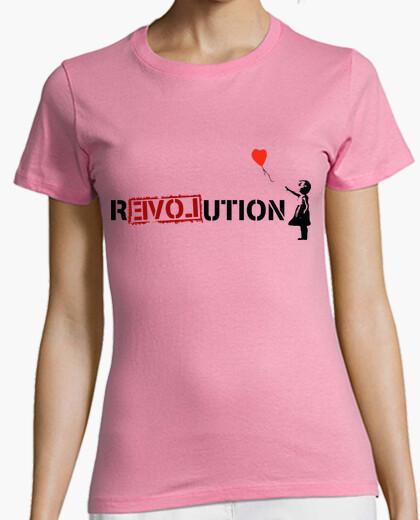 Camiseta LOVE REVOLUTION
