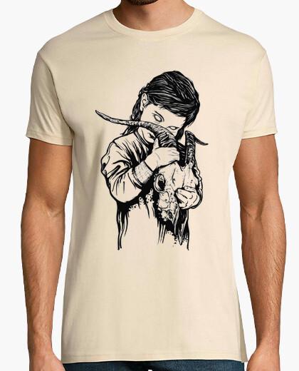 Camiseta Love Satan