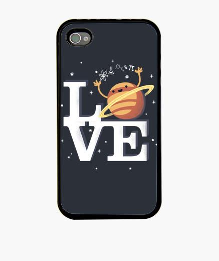 Funda iPhone Love science case
