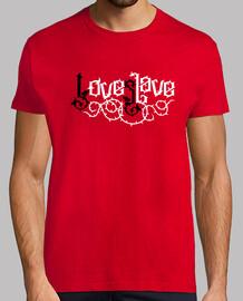 Love Slave - Amor Esclavo (negro blanco)