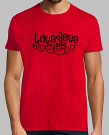 love slave - slave love (noir)
