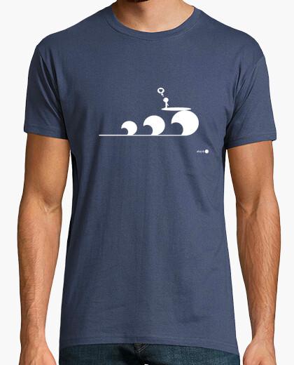 Camiseta Love Surf Denim
