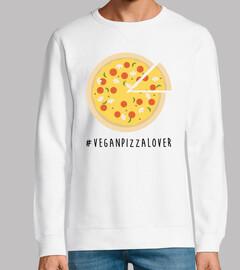 love végétalien pizza r