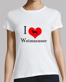 love weimaraner