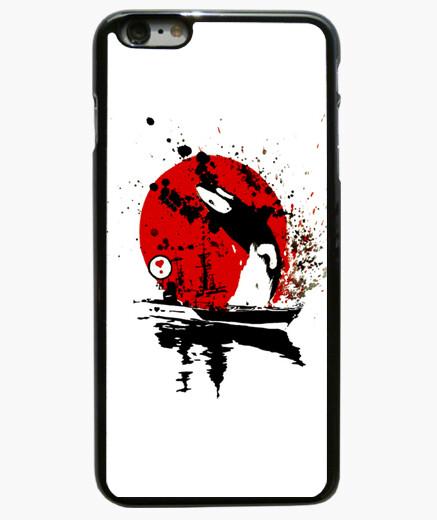Funda iPhone 6 Plus / 6S Plus Love Whales Funda i