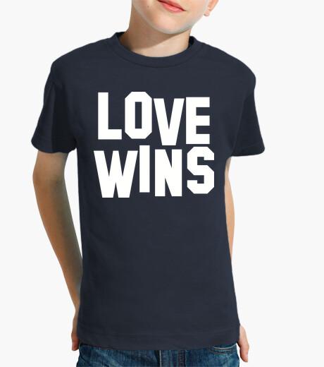 Ropa infantil LOVE WINS
