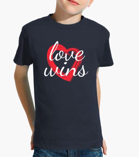 Ropa infantil LOVE WINS 1 (red)