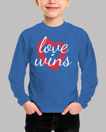 LOVE WINS 1 (red)