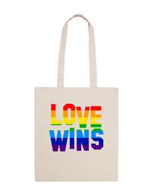 LOVE WINS (Bolsa)