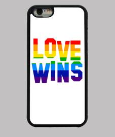 LOVE WINS (iPhone)