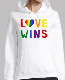 Love wins. Orgullo Gay