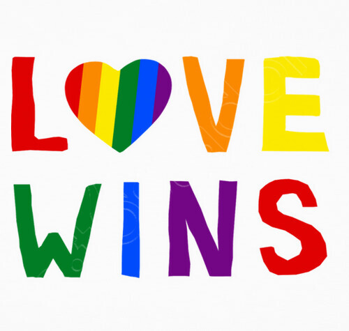 Image result for love wins png