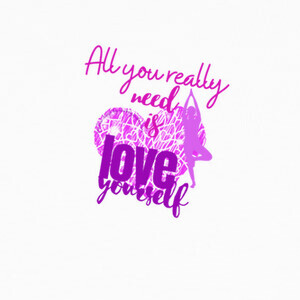 love yourself T-shirts