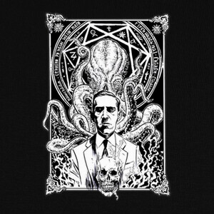 Camisetas Lovecraft-Cthulhu