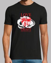 Lovecraft - rojo y negro