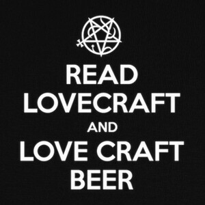 Camisetas Lovecraft Beer