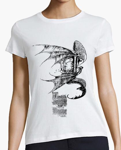 Camiseta Lovecraft creatures