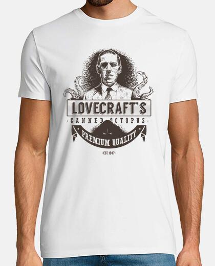 Lovecraft's canned octopus (dark)