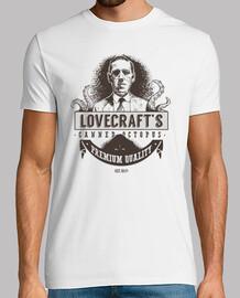 lovecrafts poulpe conserve (foncé)