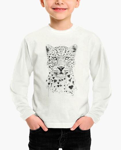 Ropa infantil Lovely leopard