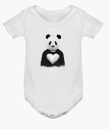 Ropa infantil Lovely panda