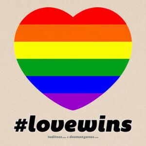 #lovewins T-shirts