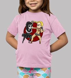 lowe vs jane the killer t-shirt