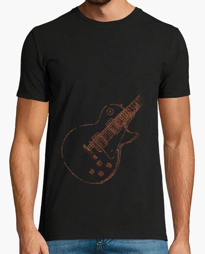 Camiseta LP Guitar