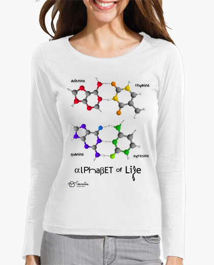 Camiseta ɑlPhaβET of Life