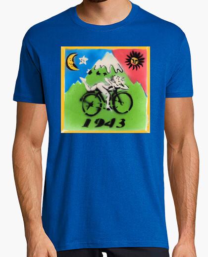 Camiseta LSD - El día de la bicicleta