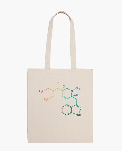 Bolsa LSD Fórmula Química