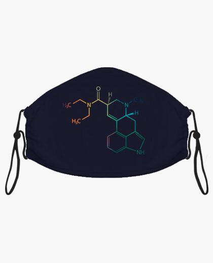 Mascarilla LSD Fórmula Química