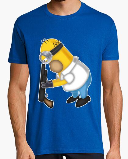 Tee-shirt l'simion!