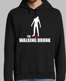 l'ubriaco a piedi