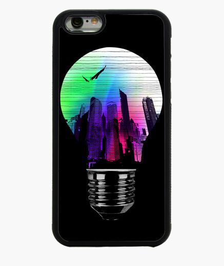 Funda iPhone 6 / 6S luces de la ciudad