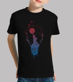 luces de la gran ciudad ii (oscuro)